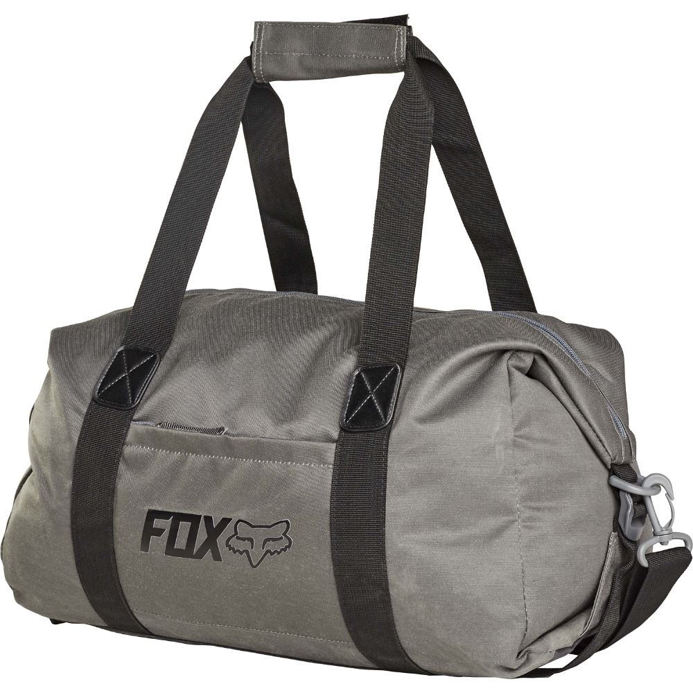 Fox - 2017 Legacy Duffle Bag сумка, серая