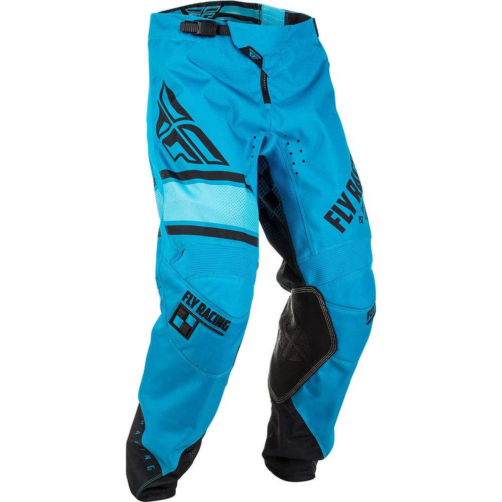 Fly - 2018 Kinetic Era штаны, сине-черные