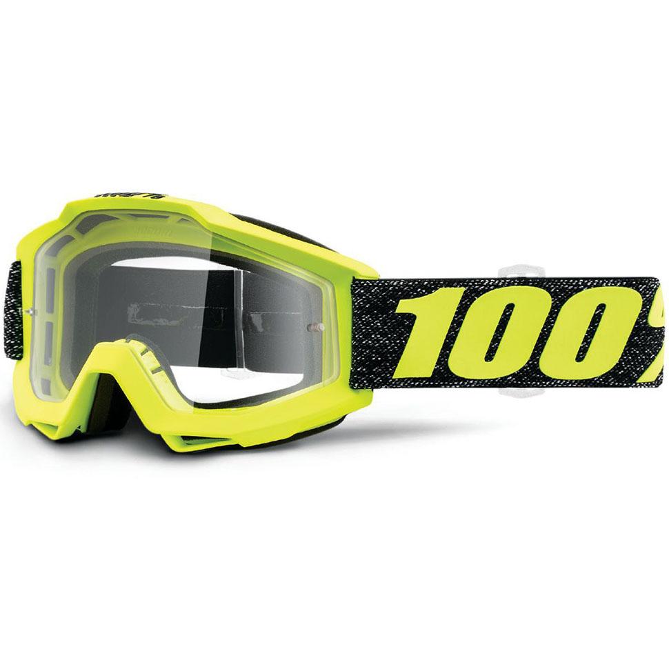 100% - Accuri Tresse Clear Lens, очки